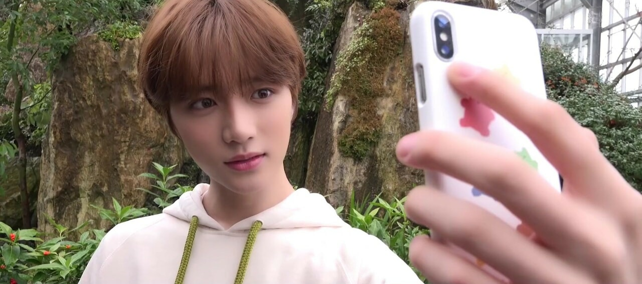 txt, beomgyu, and txt memories image