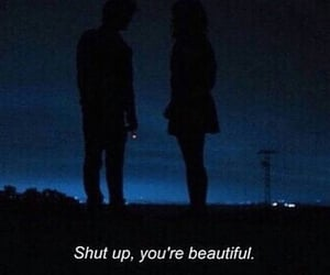 beautiful, couple, and quotes image