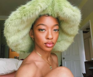 black people, fashion, and hat image