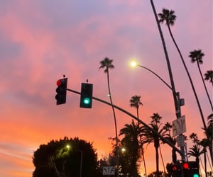 Beverly Hills, los angeles, and california image