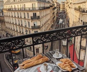 aesthetic, paris, and view image