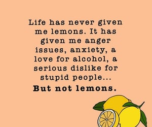 lemons, life, and lol image