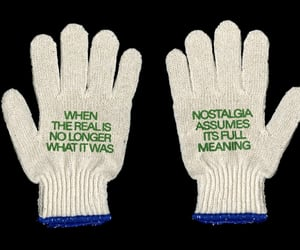 gloves, meaning, and memories image