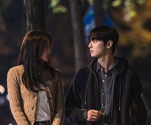 Korean Drama, true beauty, and astro image