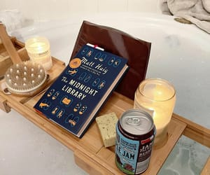 "Alisa | WorldsWithinPages on Instagram: ""Ending my night with a hot bath, a cold hard cider, and my new read! I know SO many people have read and loved this book, and I adore…"""