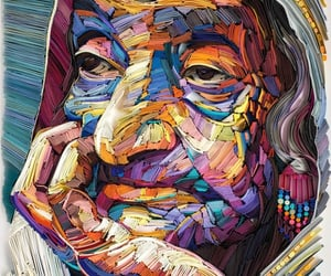 art, paper art, and art inspiration image