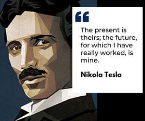dreams, genius, and Tesla image