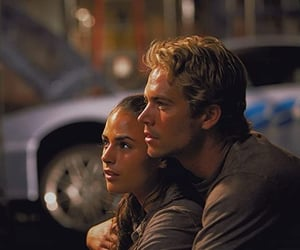 paul walker, mia toretto, and fast and furious image