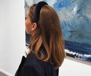 hair, fashion, and art image