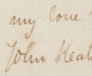 cursive, Letter, and poet image