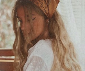 girl, hair, and aesthetic image