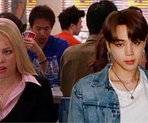 header, layout, and mean girls image