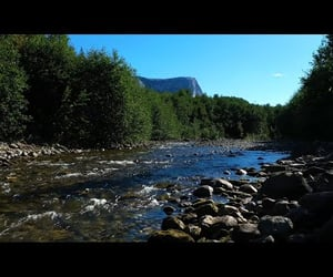 river, video, and water sounds image