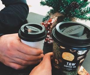 americano, cafe, and enjoy image