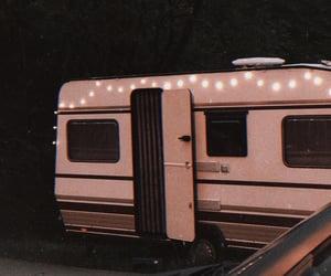 adventure, camping, and Caravan image