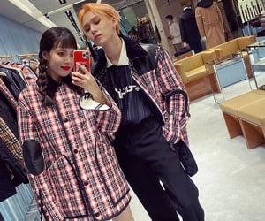 couple, kpop, and hyuna image