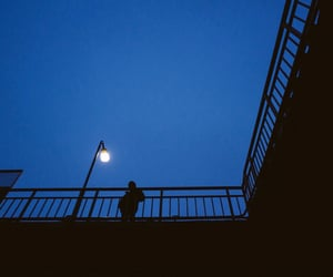 blue, grunge, and alternative image
