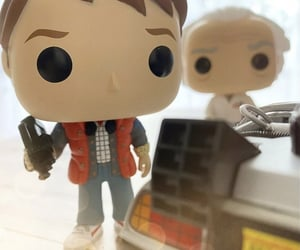 Back to the Future, funko pop, and marty mcfly image