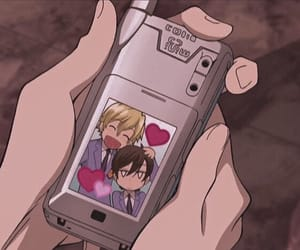 aesthetic, lovers, and ouran hs host club image