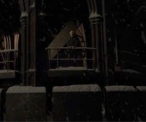 draco malfoy, hbp, and hogwarts image