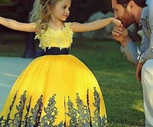 cheap flower girl dress and yellow flower girl dress image