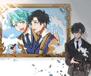 anime, anime boy, and rfa image