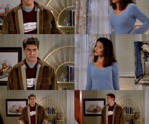 90s, amor, and couple image