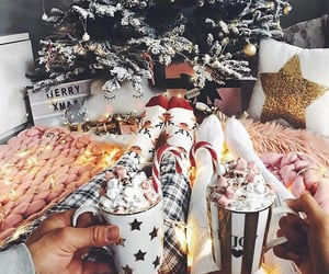 christmas, home, and romantic image