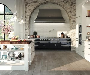 interior design and kitchen image