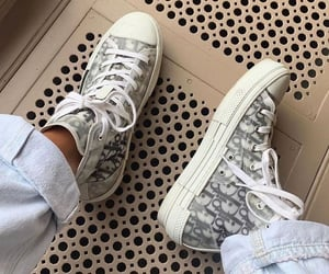 shoes, dior, and sneakers image