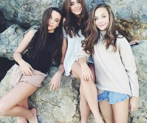 dance moms, maddie ziegler, and kendall k image