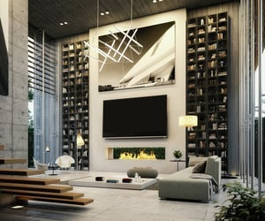 dream house, furniture, and goals image