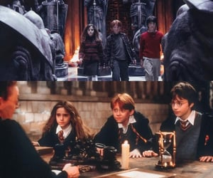 harry potter, magic, and harry image