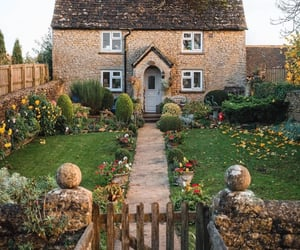 cottage, aesthetic, and nature image