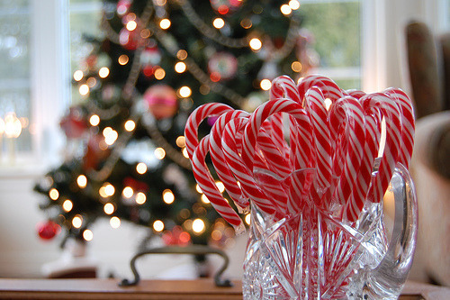 candies, candy, and christmas image