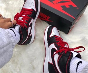 nike, shoes, and jordan image