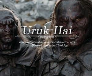LOTR, uruk-hai, and tolkien image