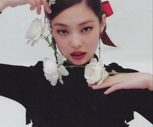 lisa, jisoo, and blackpink image