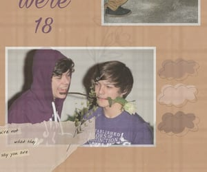 Harry Styles, wallpaper, and larry image