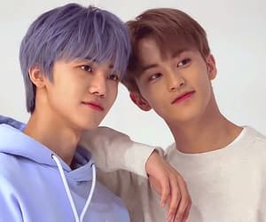 baby lion, gif, and mark lee image