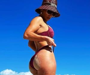 praia, verão, and celebridade image
