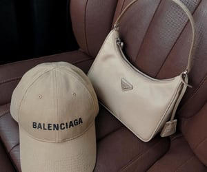 Balenciaga, fashion, and Prada image