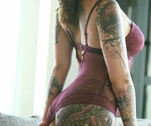 tattoo girl image