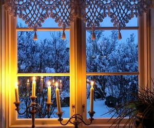 atmosphere, candle light, and candles image
