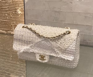 bag, designer, and elegant image