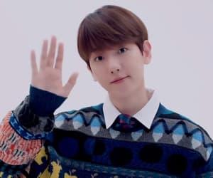 handsome, superm, and byun baekhyun image