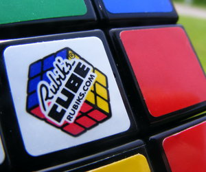 retro, vintage, and rubiks cobe image
