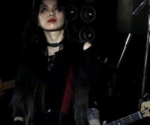 bass, girl band, and girl group image