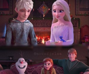 animation, dreamworks, and jack frost image