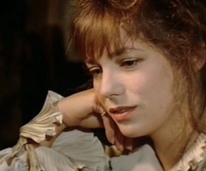 80s, french, and actress image